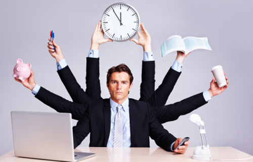 Manage with minimum time