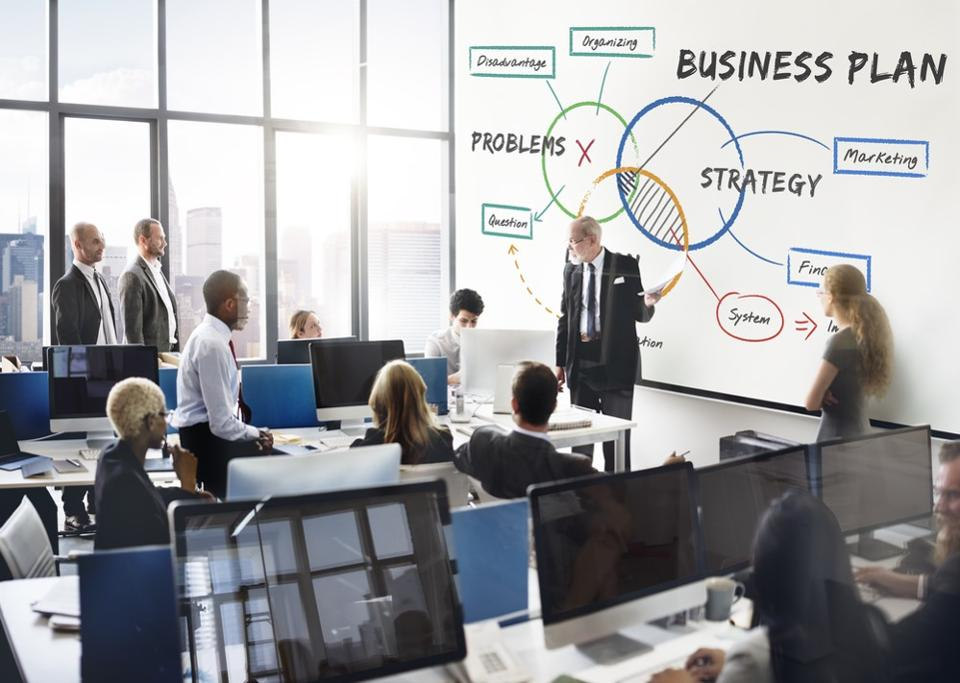 Starting Your Business With A Business Plan